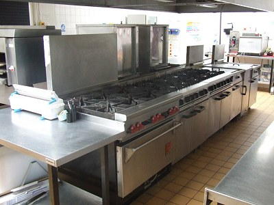 Restaurant Equipment Repair - Stoves